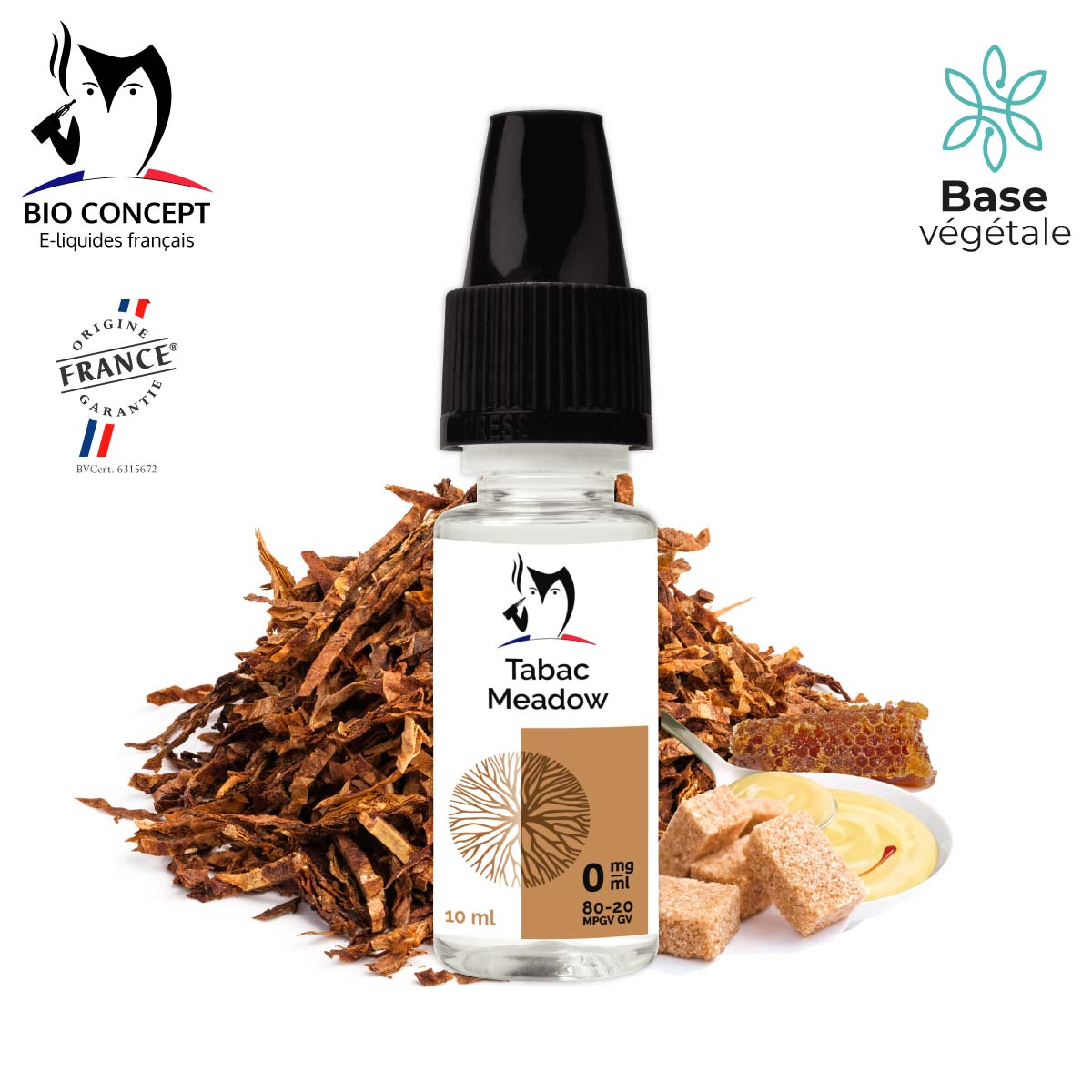 E-liquide Tabac Meadow
