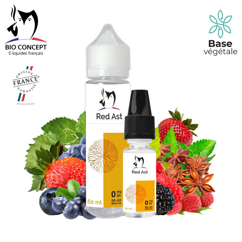 E-liquide Red Ast