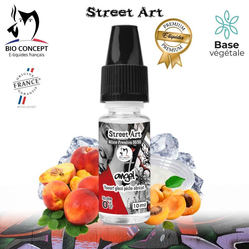 E-liquide Street Art