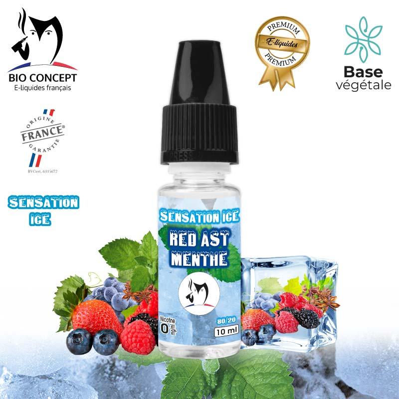 E-liquide Sensation Ice