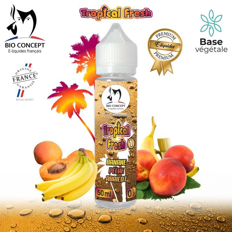 E-liquide Tropical Fresh 1