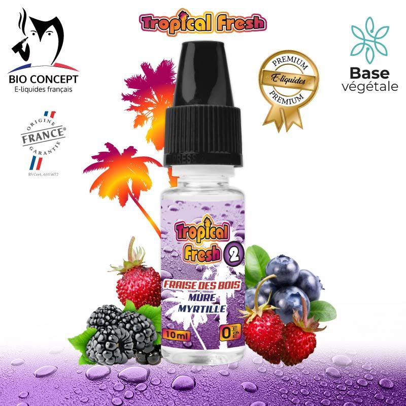 E-liquide Tropical Fresh 2