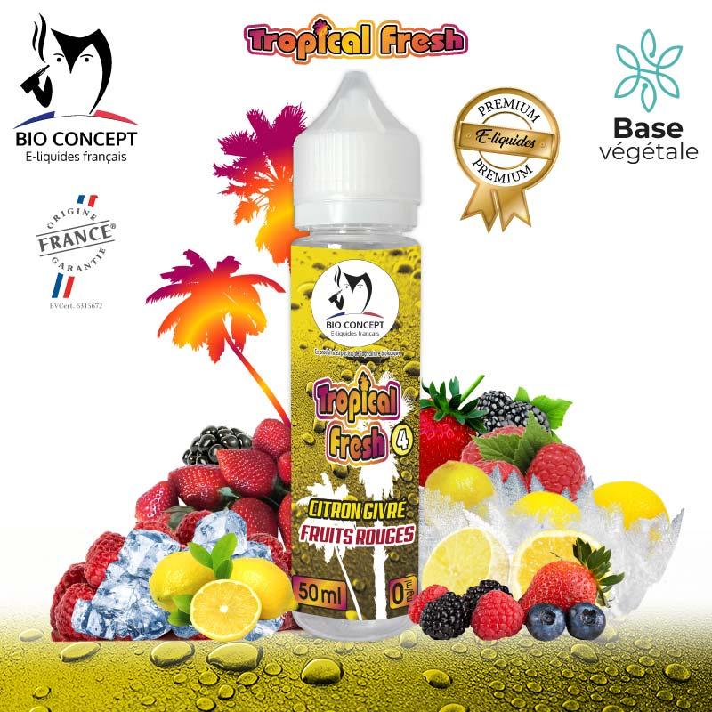 E-liquide Tropical Fresh 4