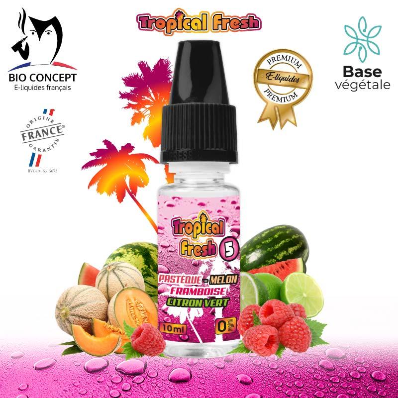 E-liquide Tropical Fresh 5