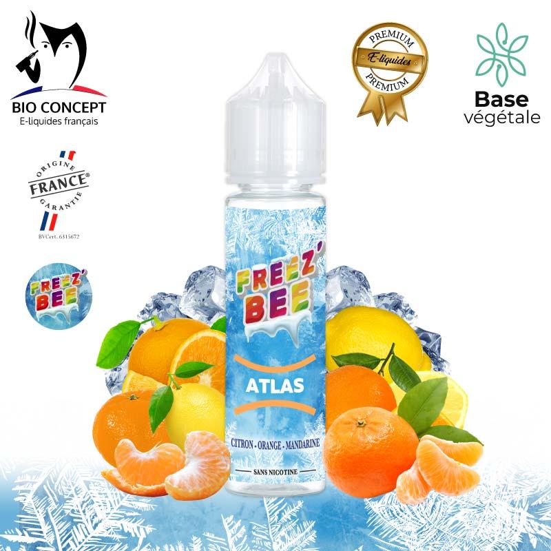E-liquide Atlas Freez'Bee