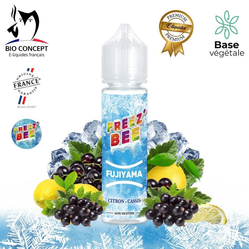 E-liquide Fujuyama Freez'Bee