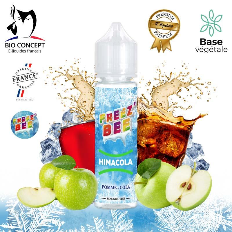 E-liquide Himacola Freez'Bee