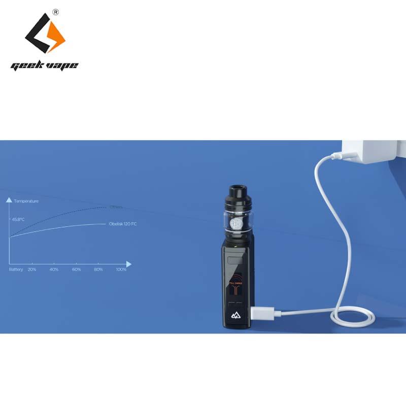 Kit Obelisk 120 FC Geek Vape