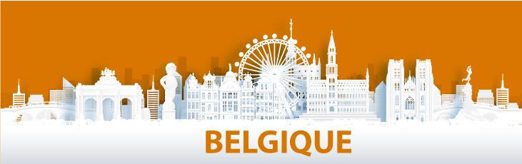 Livraison vers la Belgique